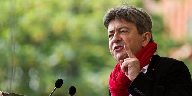 En présentant le chiffrage de son programme, Jean-Luc Mélenchon a amplifié le bilan des anciens présidents en matière de pauvreté.