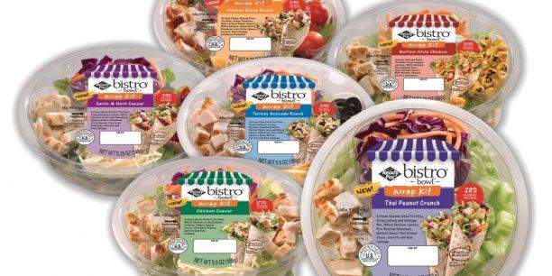 Bonduelle annonce l'achat de l'américain Ready Pac Foods