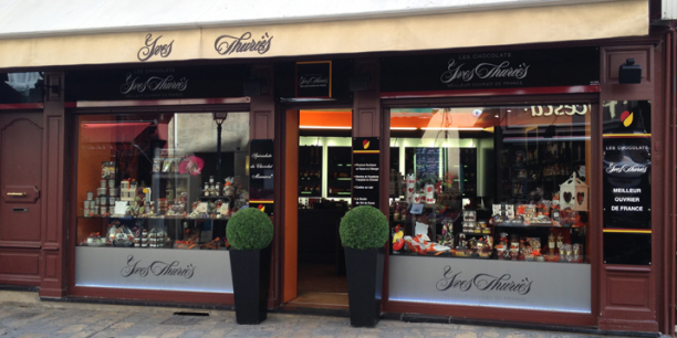 Les chocolats Yves Thuriès ont été rachetés par le groupe Salpa en 2013