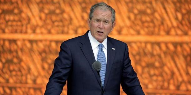 Attaques contre les médias: George W. Bush critique Donald Trump
