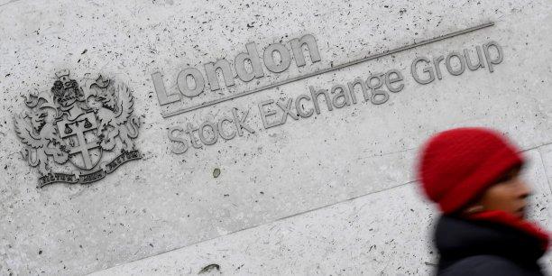 EURONEXT en baisse, le rapprochement LSE/DEUTSCHE BORSE pourrait être bloqué