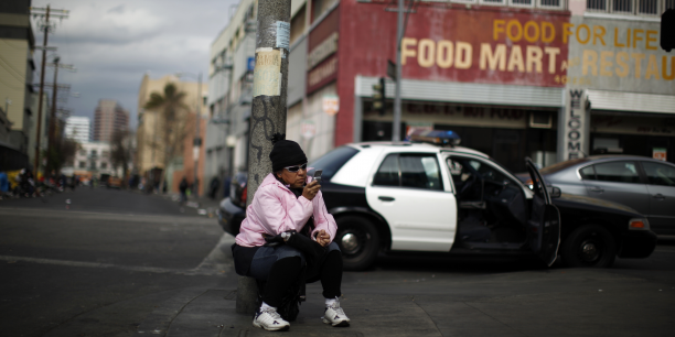 Chaque nuit, ce serait 82.000 personnes qui n'ont d'autre solution que de dormir dans les rues.