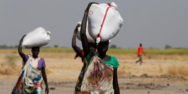 Cri d'alarme de l'ONU: la famine menace
