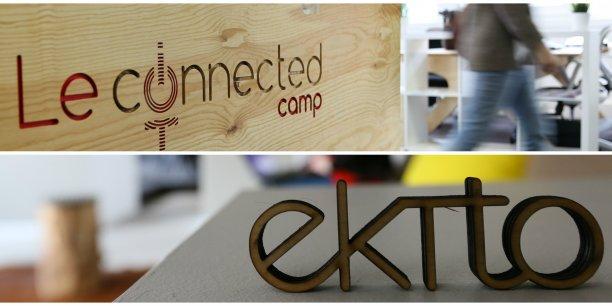 5 startups internationales sont accueillies au Connected Camp et Ekito