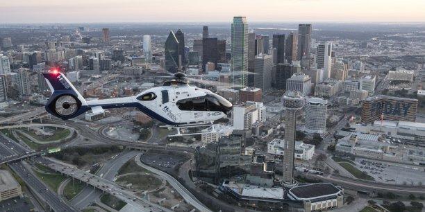 Airbus Helicopters a engrangé au salon Heli-Expo à Dallas une soixantaine de commandes et d'intentions de commandes.