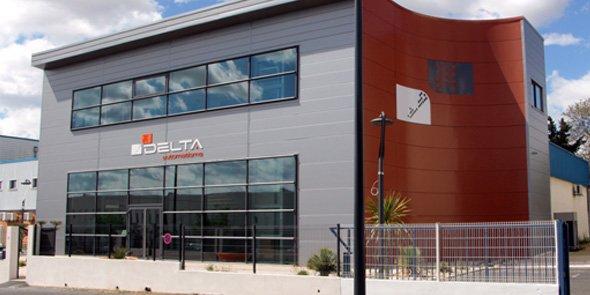 Delta Automatisme a pris possession de ses nouveaux locaux en 2016