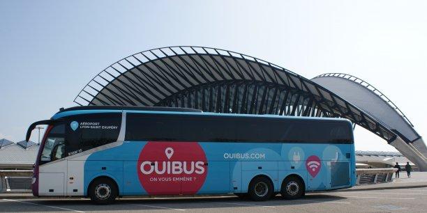 L'aéroport de Lyon-Saint Exupéry relié à 18 villes par OUIBUS