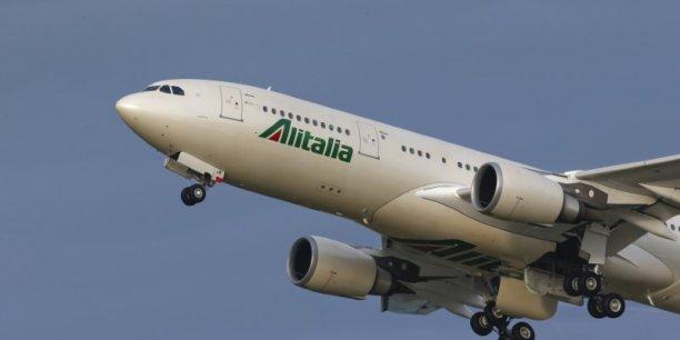 Alitalia impose une très grosse purge à ses salariés