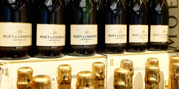 Le champagne a continué sa croissance aux Etats-Unis (+6,3% en volume, +4,9% en valeur), première destination avec plus de 21,8 millions de cols expédiés.