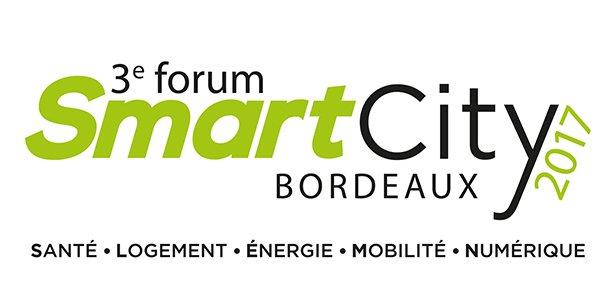 Il s'agira, le 18 mai prochain, de la 3e édition du Forum Smart City Bordeaux.
