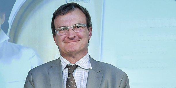 Bruno Heuclin, directeur régional de Bpifrance Bordeaux