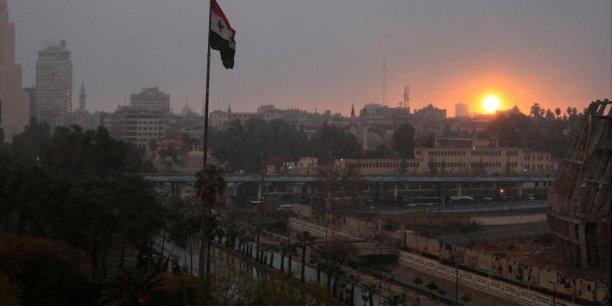 Sanctions europeennes contre 4 militaires syriens[reuters.com]