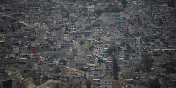 Ecatepec, un quartier de Mexico - Copyright Reuters