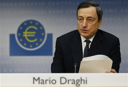 Copyright Reuters - Mario Draghi