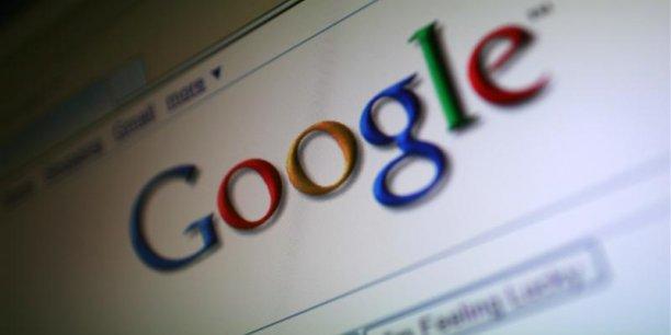 Le Conseil national du numérique et Orange soulignent l'abîme entre l'ampleur des revenus générés par les géants du Web, comme Google, en France et la faiblesse des impôts payés. Photo : Reuters