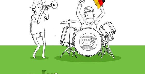 L'Allemagne est le treizième pays dans lequel le site de streaming musical ouvre son service en langue locale