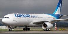 Corsair compte 7 avions long-courriers dans sa flotte