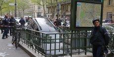 De nombreux automobilistes citadins préfèrent parfois prendre le métro plutôt que d'être coincé dans les embouteillages. Pour eux, l'assurance auto au kilomètre est un plus ! | REUTERS