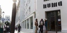 La Numa est le lieu emblématique de l'écosystème des startups parisiennes.