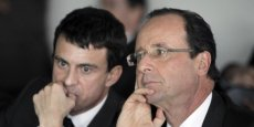 François Hollande renonce... Manuel Valls va pouvoir entrer en scène!