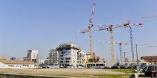 Le nombre important de projets urbains en cours à Bordeaux et dans sa métropole devrait permettre de maintenir les prix de l'immobilier et d'éviter la flambée.