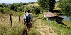 Les activités en plein air figurent parmi les facteurs d'attractivité régionaux. Ici en Isère.