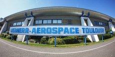 80 recrutements dont 50 créations d'emplois prévues pour Liebherr Aerospace sur les sites de Toulouse et Campsas en 2017.