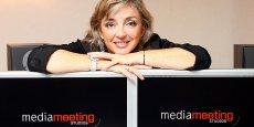 Anne-Marie de Couvreur, présidente de Mediameeting