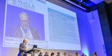 Table ronde Energies et E-business, avec Serge Evraet de l'IAE