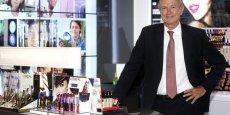 """Jean-Paul Agon, le PDG de L'Oréal vise un bilan carbone """"neutre"""" d'ici 2020."""