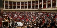 La députée Laurence Arribagé a interpellé le gouvernement lors des questions à l'assemblée
