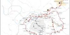 Le projet du Grand Paris Express va permettre de doubler la taille du métro parisien.