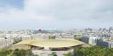 Le chantier de la canopée des Halles a débuté en 2011. Dans le quartier, la fin des travaux est prévue pour 2018.