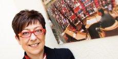 Catherine Lemorton, députée PS et présidente de la commission des affaires sociales.