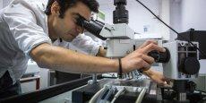 La startup Nanolike est désormais hébergée à l'IoT Valley
