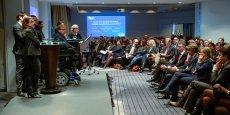 Consacrée à l'innovation et à l'international, la conférence avait rassemblé 200 personnes l'an dernier