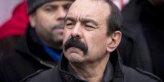 Philippe Martinez, secrétaire général de la CGT, craint que sa centrale perde sa place de premier syndicats de France en 2017 au profit de la CFDT. D'où sa stratégie de radicalisation.