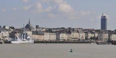 Les prix de l'immobilier sont en hausse de 3,2 % à Nantes.
