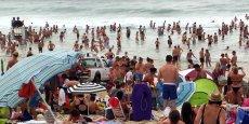 Un été sûr malgré une abondance de touristes en Nouvelle-Aquitaine