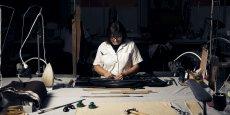 Dans les ateliers du fabricant Zilli à Lyon