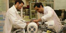 L'établissement veut devenir un laboratoire et un acteur-clé de l'industrie du futur.