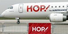 La triche de certains pilotes de Hop!, filiale d'Air France, aurait coûté 5 millions d'euros par an à la compagnie assurant les vols régionaux.