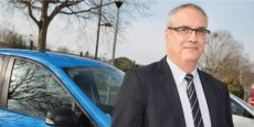 Jean Paoletti, président d'Ambition Toulouse Métropole et directeur d'Enedis Midi-Pyrénées Sud.