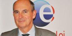 Serge Lemaitre, directeur régional de Pôle Emploi Midi-Pyrénées, prend les rênes de la préfiguration de la grande région le 1er mai 2015.