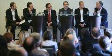 Cinq experts et utilisateurs sont venus débattre ce 7 mai sur l'utilisation concrète du cloud