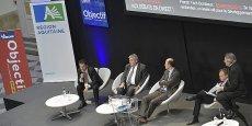 Les infrastructures au coeur de la discussion de la 3e table ronde du 5e sommet économique du Grand Sud à Bordeaux