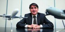Philippe Robardey, président de la CCI de Toulouse