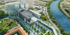 L'hôpital doit entamer sa rénovation d'ici 2022