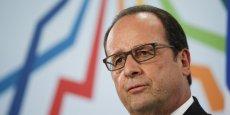 """""""Nous préparons un projet qui garantira que nul n'ait à perdre quoi que ce soit, ni les Français, ni l'État"""", assure François Hollande."""