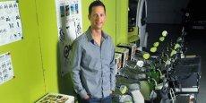 Jean Daunis est le gérant de la société Mobileco, l'une des six entreprises de Replic encore en activité, et qui vient de vendre les parts de Replic (50 %) à l'entreprise lunelloise Cyrpeo.
